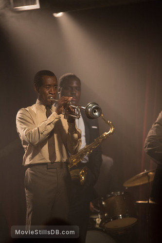 Miles Ahead - Publicity still of Don Cheadle