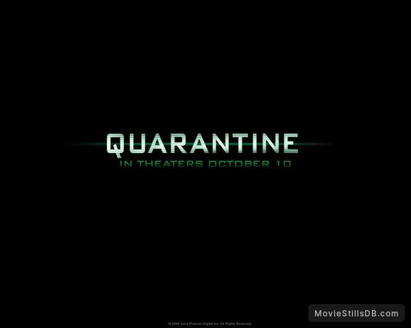 Quarantine - Wallpaper