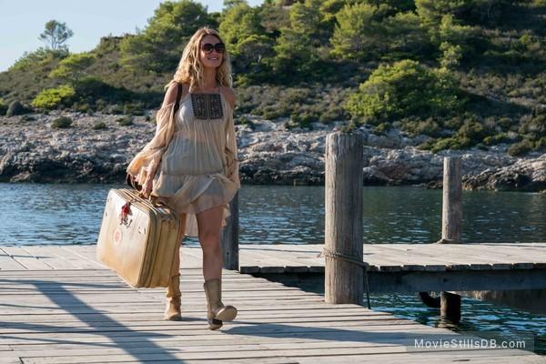 Mamma Mia! Here We Go Again - Publicity still of Lily James