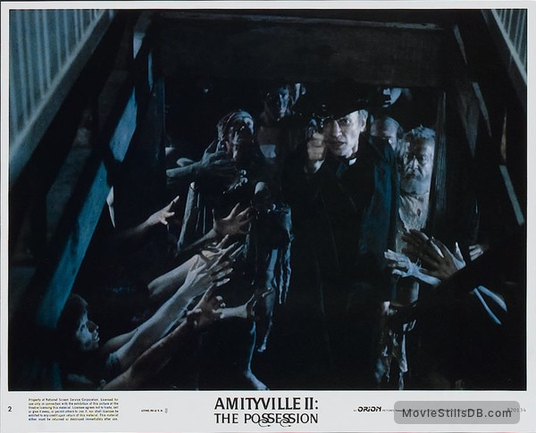 Amityville II: The Possession - Lobby card