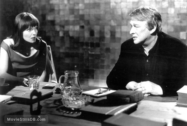 The Designated Mourner - Publicity still of Miranda Richardson & Mike Nichols