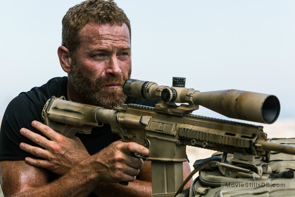 13 Hours: The Secret Soldiers of Benghazi - Publicity still of Max Martini