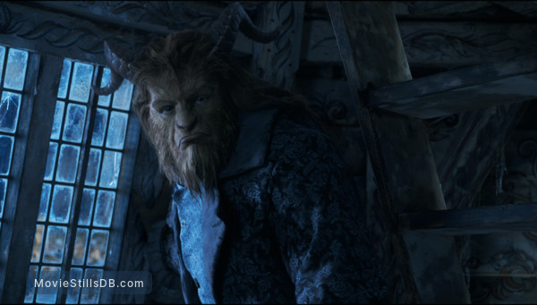 Beauty and the Beast - Publicity still of Dan Stevens