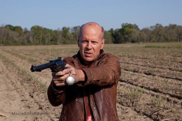 Looper - Publicity still of Bruce Willis