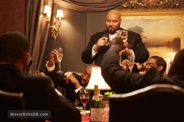 All Eyez on Me - Publicity still of Demetrius Shipp Jr. & Dominic L Santana