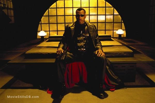 Blade 2 - Publicity still of Wesley Snipes