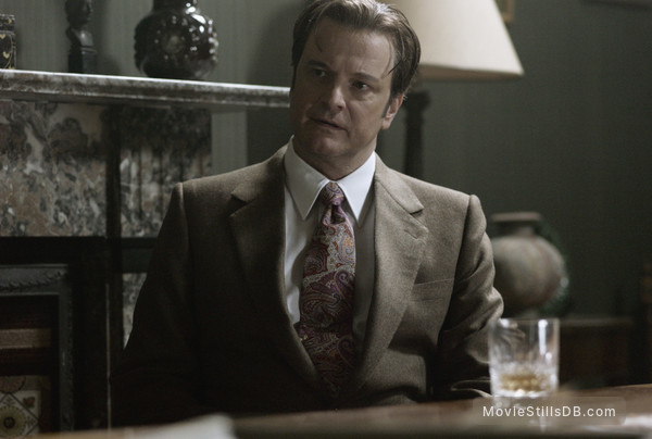Tinker Tailor Soldier Spy - Publicity still of Colin Firth