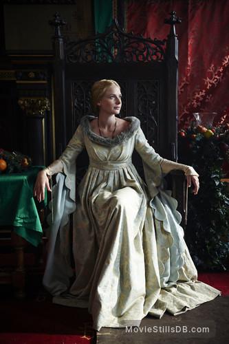 Rebecca ferguson white queen