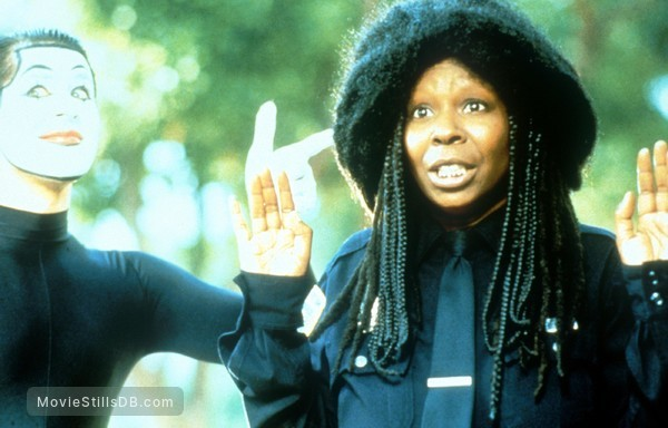 Loaded Weapon - Publicity still of Whoopi Goldberg