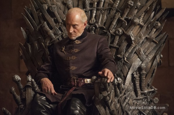 Game of Thrones - Publicity still of Charles Dance