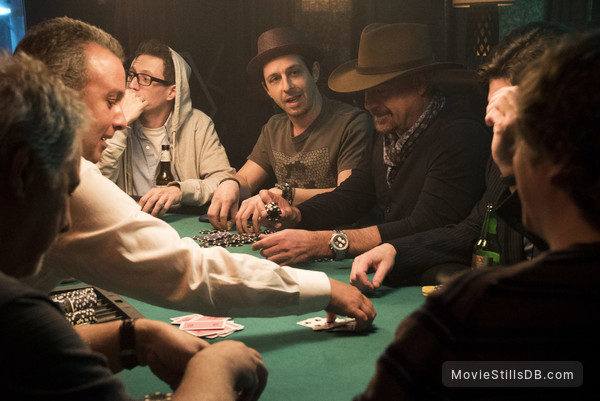 Molly's Game - Publicity still of Jeremy Strong