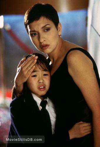 Rush Hour - Publicity still of Elizabeth Peña & Julia Hsu