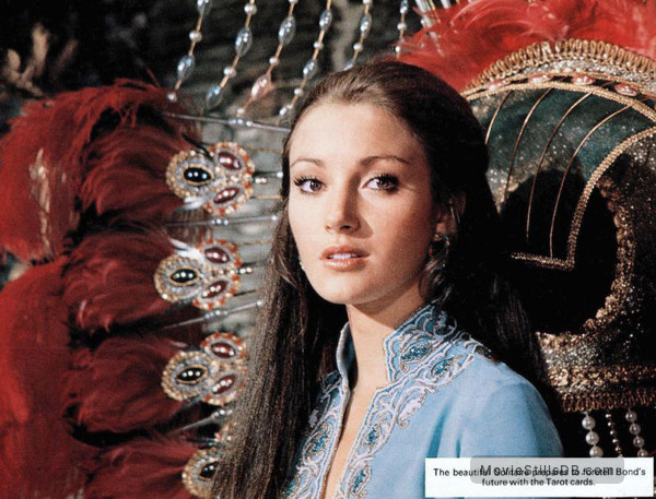 Live And Let Die - Publicity still of Jane Seymour