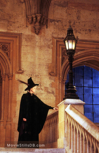 Harry Potter and the Sorcerer's Stone - Publicity still of Maggie Smith