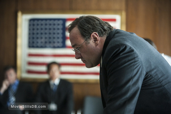 Zero Dark Thirty - Publicity still of James Gandolfini