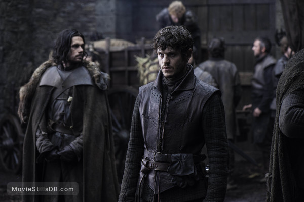 Game of Thrones - Publicity still of Iwan Rheon
