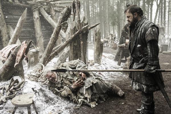Game of Thrones - Publicity still of Luke Barnes & Kristian Nairn