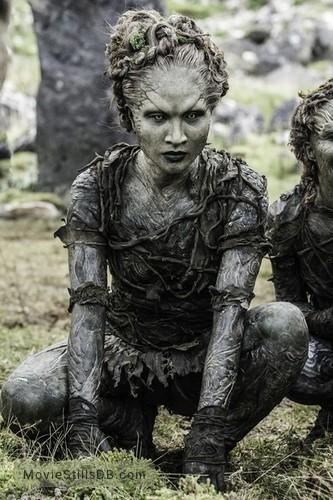 Game of Thrones - Publicity still of Kae Alexander