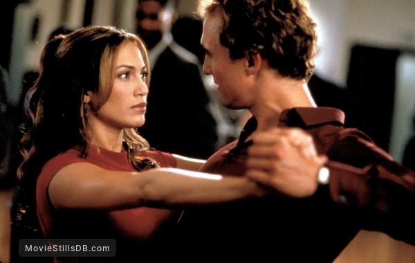 The Wedding Planner - Publicity still of Jennifer Lopez & Matthew McConaughey