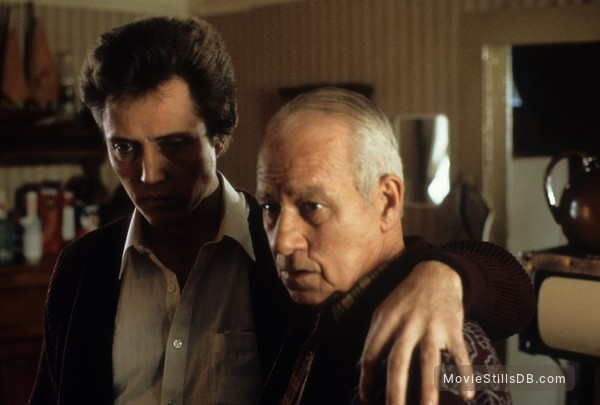 The Dead Zone - Publicity still of Christopher Walken & Sean