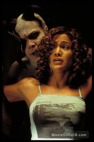 The Cell - Publicity still of Vincent D'Onofrio & Jennifer Lopez