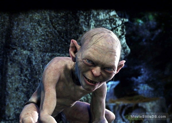 The Lord of the Rings: The Return of the King - Publicity still of Andy Serkis
