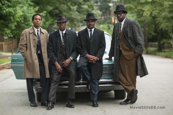 Selma - Publicity still of David Oyelowo, André Holland, Omar J. Dorsey & Colman Domingo