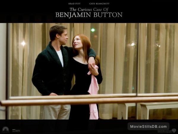 The Curious Case Of Benjamin Button Wallpaper With Brad Pitt Cate Blanchett