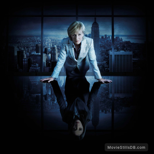 Damages - Promotional art with Glenn Close
