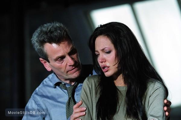 Taking Lives Publicity Still Of Angelina Jolie Tcheky Karyo
