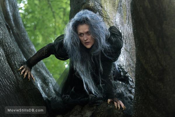 Into the Woods - Publicity still of Meryl Streep