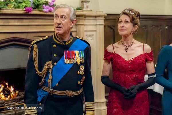 Royally Ever After - Publicity still of Barry Mcgovern & Carmen Du Sautoy