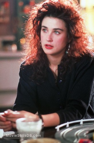Mortal Thoughts - Publicity still of Demi Moore
