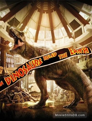 Jurassic Park - Promotional art