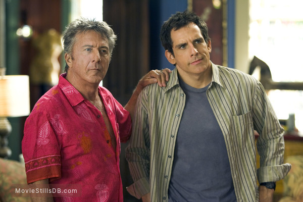 Meet The Fockers - Publicity still of Dustin Hoffman & Ben Stiller