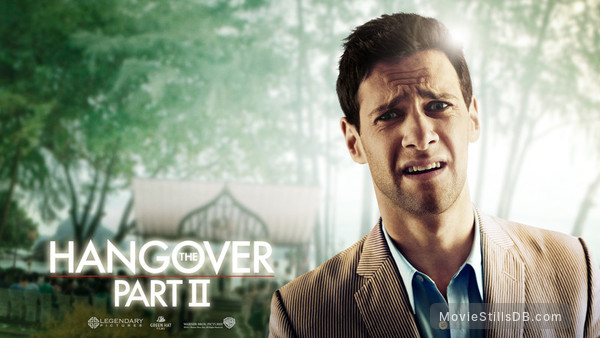 The Hangover Part II - Wallpaper with Justin Bartha