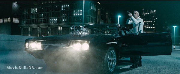 Furious 7 - Publicity still of Vin Diesel
