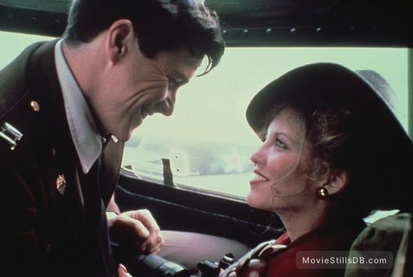 1941 - Publicity still of Tim Matheson & Nancy Allen