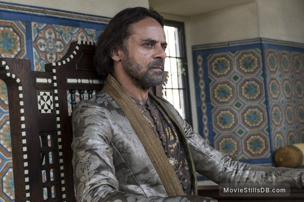 Game of Thrones - Publicity still of Alexander Siddig