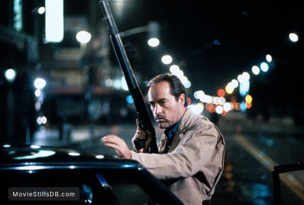 Rapid Fire - Publicity still of Powers Boothe