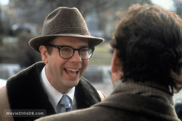 Groundhog Day - Publicity still of Stephen Tobolowsky & Bill Murray