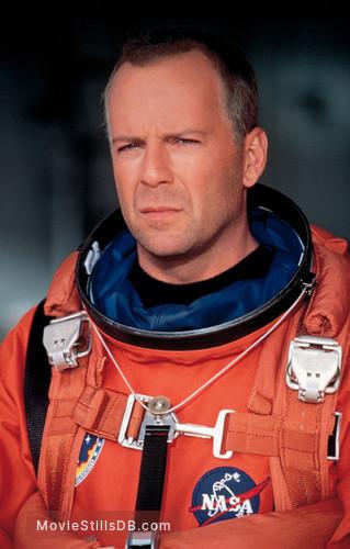 Armageddon - Publicity still of Bruce Willis