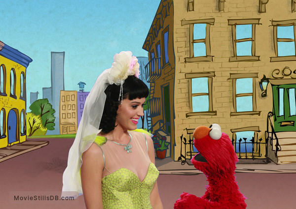 Sesame Street - Publicity still of Katy Perry