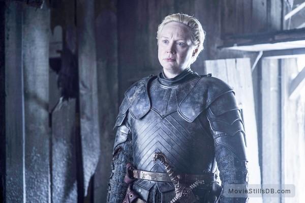 Game of Thrones - Publicity still of Gwendoline Christie