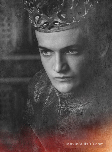 Game of Thrones - Promotional art with Jack Gleeson
