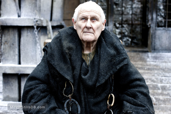 Game of Thrones - Publicity still of Peter Vaughan