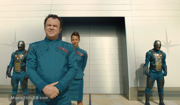 Guardians of the Galaxy - Publicity still of John C. Reilly