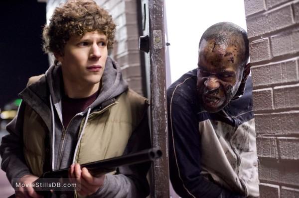Zombieland - Publicity still of Jesse Eisenberg