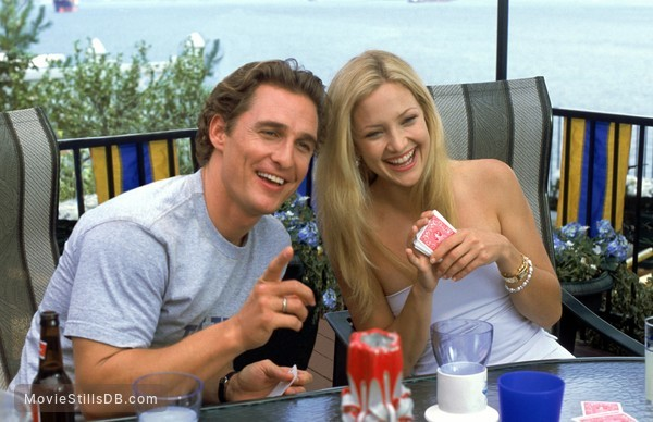 How to Lose a Guy in 10 Days - Publicity still of Kate Hudson & Matthew McConaughey
