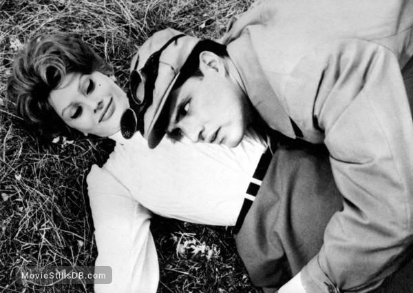A Breath of Scandal - Publicity still of Sophia Loren & John Gavin